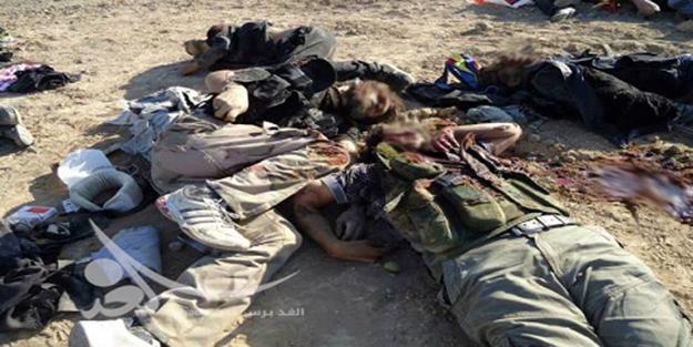 IRAK ordusundan IŞİD'E AĞIR DARBE: 52 ÖLÜ