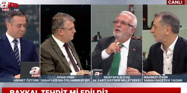 Darbeci askerlerden sivil mahkeme yasasının ardından tehdit! AK Partili Mustafa Elitaş'tan tarihi açıklama