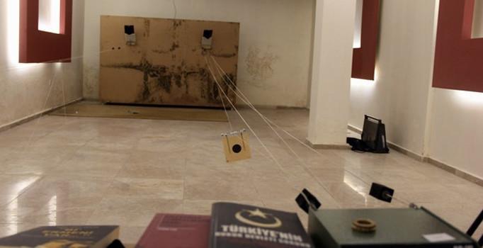 Darbeci FETÖ üniversitesinde atış poligonu bulundu