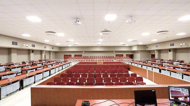 Darbeci FETÖ'cüler bu salonda yargılanacak