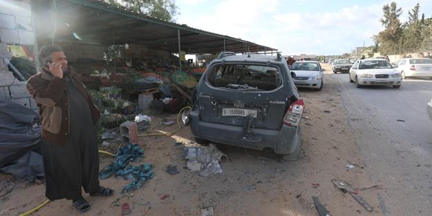 Darbeci Hafter güçleri sivilleri vurdu: Ölüler var