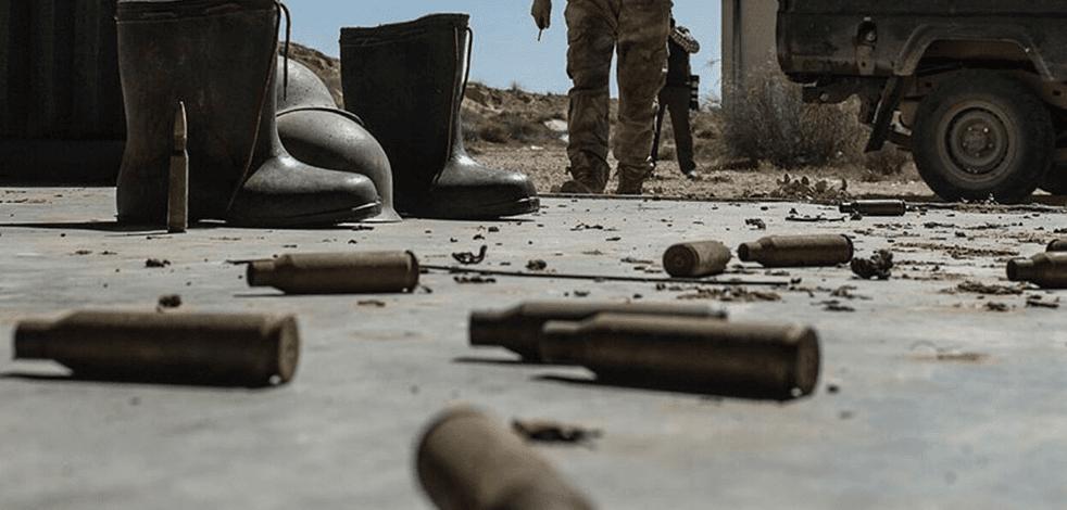 Darbeci Hafter'den yeni adım: Libya-Cezayir sınırını kapalı askeri bölge ilan etti