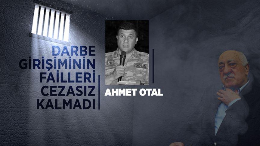 Darbeci Semih Terzi ile yazışan FETÖ'cü tuğgenerale müebbet hapis