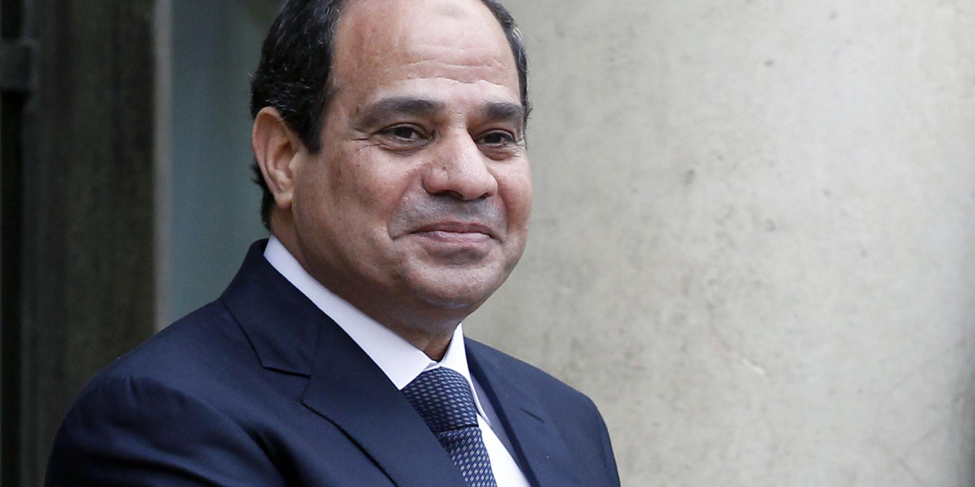 Darbeci Sisi Siyonist lobi temsilcilerini ağırladı