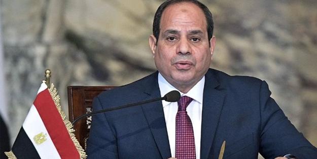 Darbeci Sisi'den boş tehditler... Alay konusu oldu