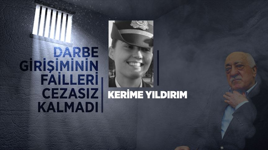 Darbecileri helikopterle taşıyan eski Pilot Üsteğmen Kerime Yıldırım'a ağırlaştırılmış müebbet