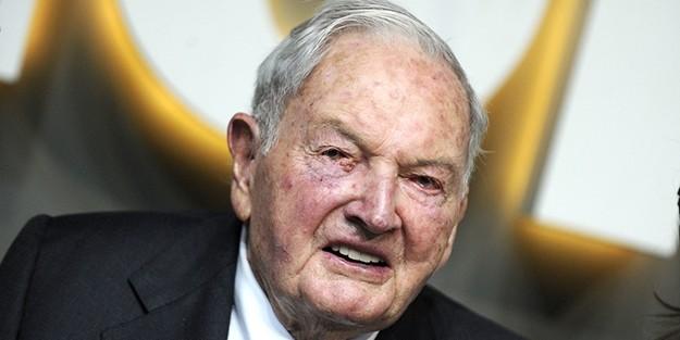 David Rockefeller kimdir? - Yeni Akit Gazetesi