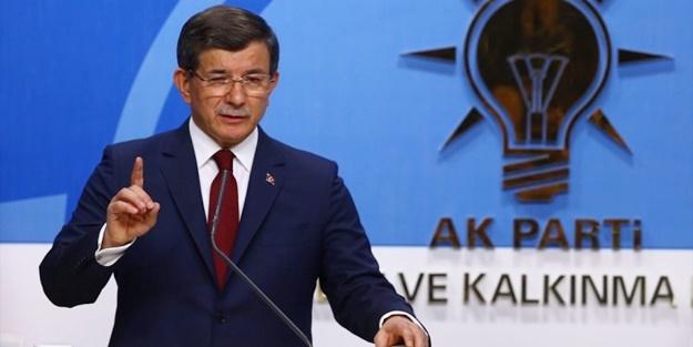 Davutoğlu: Erdoğan'la son nefesime kadar...