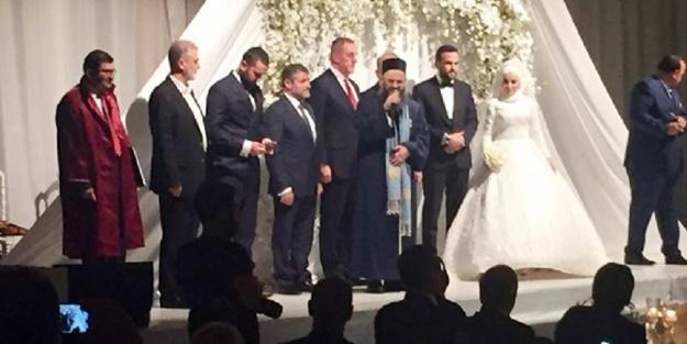 Davutoğlu istemişti: Cübbeli'nin kızı kiminle evlendi?