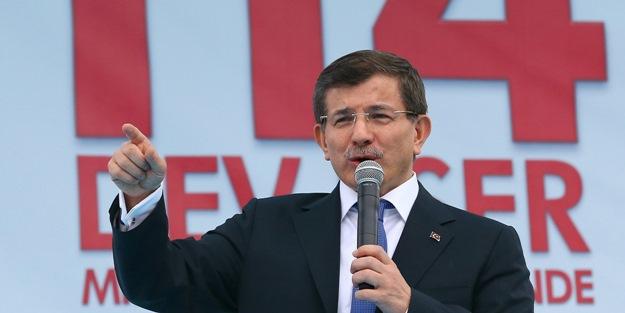 Başbakan Davutoğlu Balıkesir'de açılışa katıldı