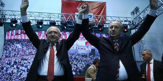 Davutoğlu ve Babacan istifa ettiğinde elleri ovuşturanları görelim! Muharrem İnce parti kurarsa CHP ayvayı yer