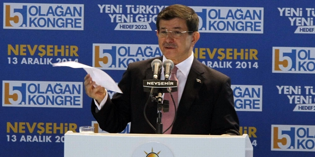 Davutoğlu'ndan Kılıçdaroğlu'na belgeli cevap/ VİDEO
