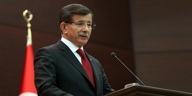 Davutoğlu'ndan kritik telefon görüşmesi