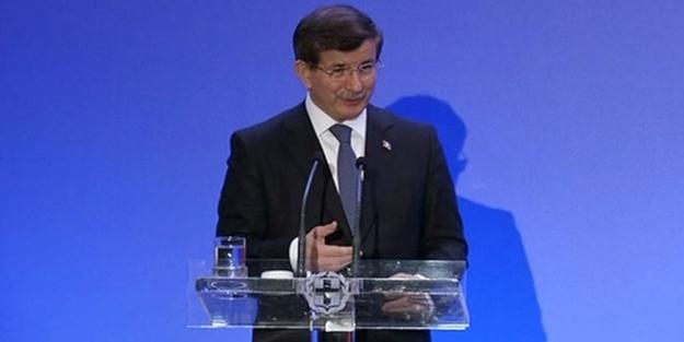Davutoğlu Yunanistan'a müjdeyi verdi