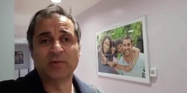 Davutoğlu'nun çömezi İsmail Günaçar FETÖ ağzını babasından almış