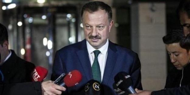 Davutoğlu'nun istifası sonrası AK Parti'den yeni açıklama