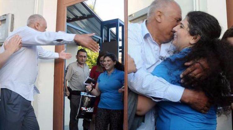 Dayakçı kocasını öldüren kadına beraat kararı
