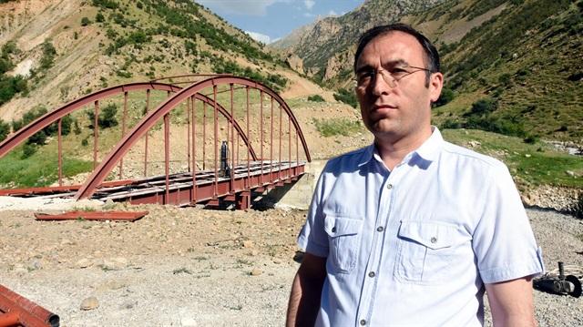 Belediye PKK'lı teröristler için köprü yaptırmış!