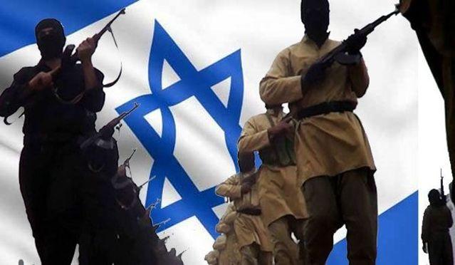 DEAŞ cephaneliğinde İsrail silahları bulundu