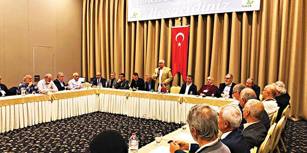 DEAŞ'ın katliamları Ehl-i Sünnet'e, PKK'nın yaptıkları bölge halkına mal edilemez