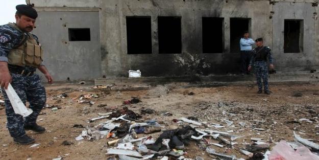 DEAŞ'tan o bölgeye bombalı saldırı
