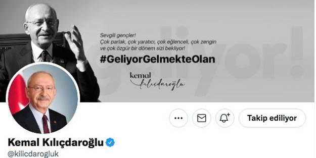 Değiştirdi: Kılıçdaroğlu'ndan dikkat çeken profil fotoğrafı