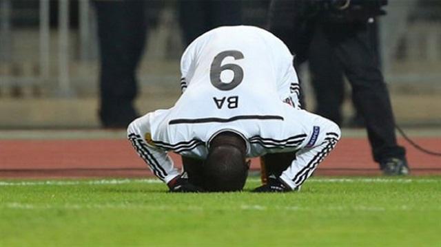 Demba Ba: Beni Beşiktaş'a aşık eden fotoğraf
