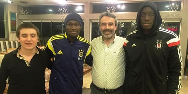 Demba Ba ve Moussa Sow kulüp sahibi oldu