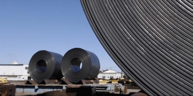 'Demir ve demir dışı metal'den ilk çeyrekte 2.61 milyar $'lık ihracat