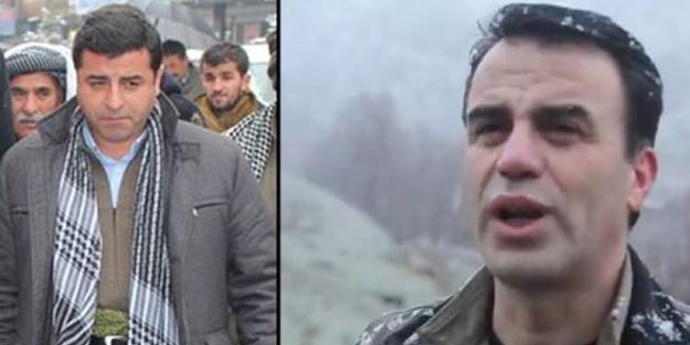 Demirtaş'tan çökme noktasındaki terör örgütü için ayaklanma ve eylem çağrısı