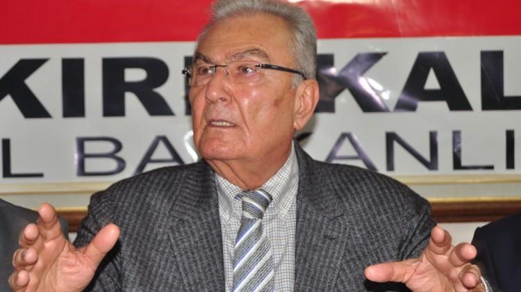 Deniz Baykal'a 'Erdoğan' sorusu: Pişman değilim