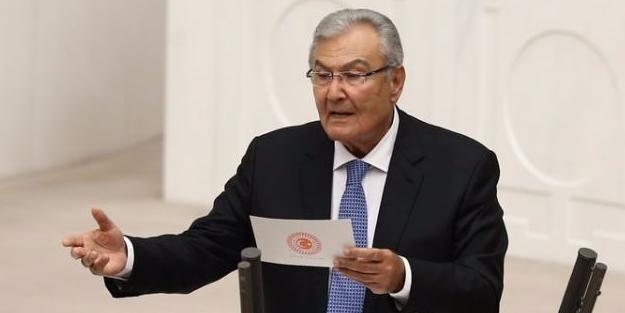Deniz Baykal'dan şaşırtan başkanlık açıklaması