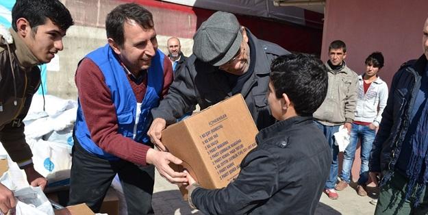 Deniz Feneri'nden Iraklı Türkmenlere yardım
