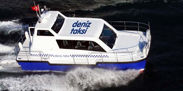 Deniz Taksi nedir? Deniz Taksi rezervasyonu nasıl alınır?