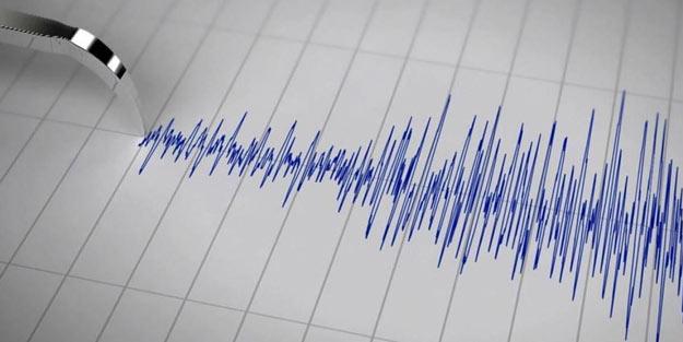 Denizli'de deprem son dakika kaç şiddetinde son depremler 8 Ağustos 2019 Denizli depremi