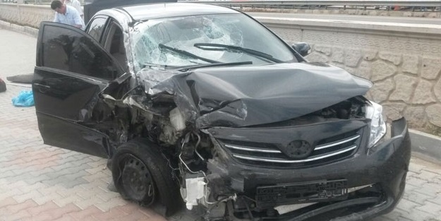 Denizli'de meydana gelen kazada 1 kişi öldü