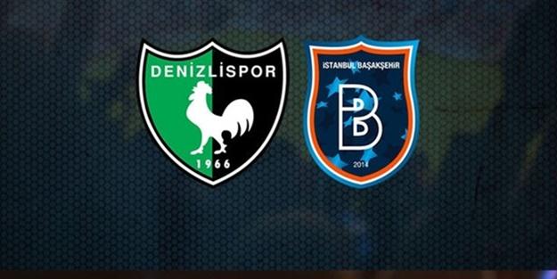 Denizlispor Başakşehir maçı ne zaman, saat kaçta, hangi kanalda?