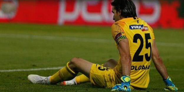 Denizlispor'da Trabzonspor maçı öncesi şok sakatlık