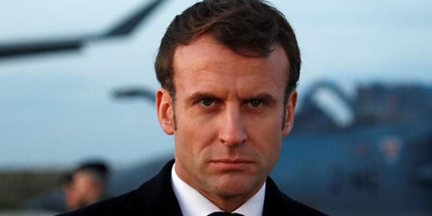 Densiz Macron ateşle oynuyor