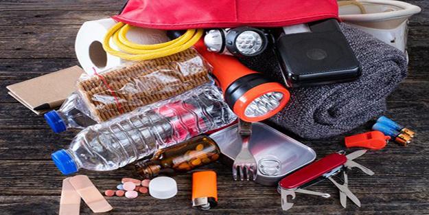 Deprem çantası nasıl hazırlanılır? Deprem çantasına neler konulur?