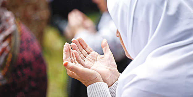 Deprem duası deprem olurken okunacak dua