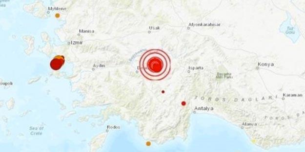 Deprem nerede oldu? Kandilli Rasathanesi ve AFAD son depremler