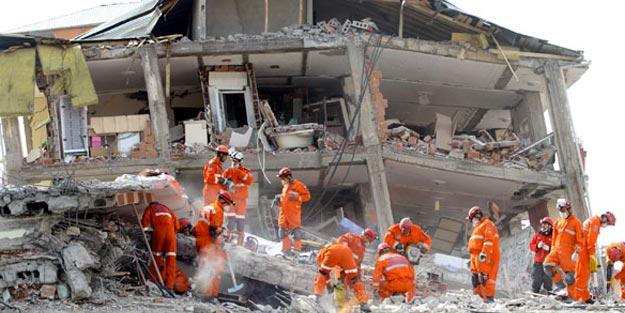Deprem riski en yüksek iller hangileri Son dakika deprem haberleri