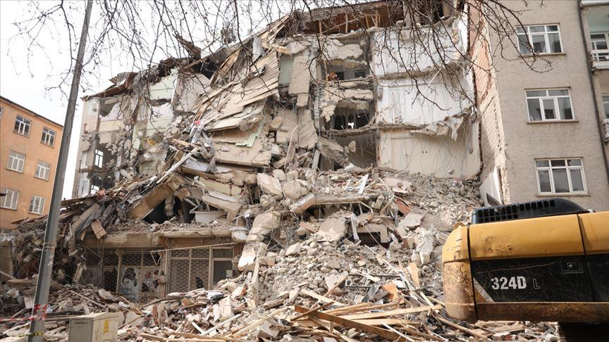 Deprem uzmanlarından 'Afet kanunu yenilensin' önerisi
