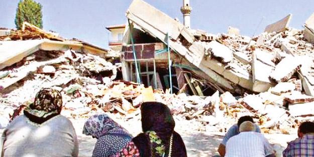 Deprem ve binalarımız