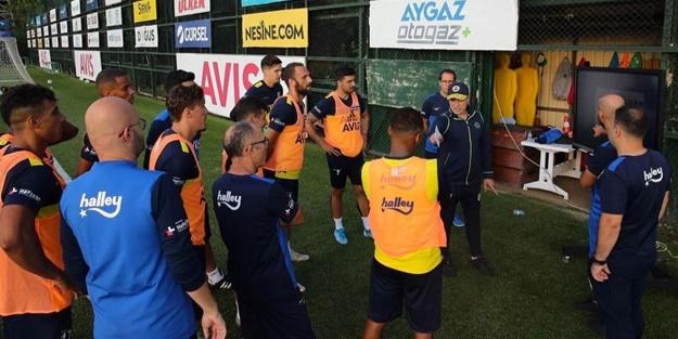 Derbi öncesi Fenerbahçe'de kriz: Ersun Yanal antrenmana çıkmadı