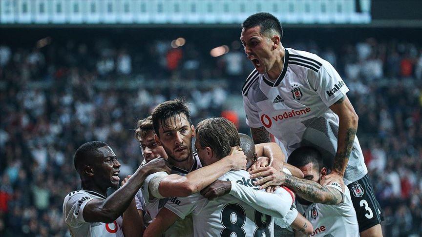 Derbide gülen taraf Beşiktaş oldu