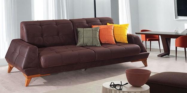 Deri mobilyanın kalitelisi 'nubuk'