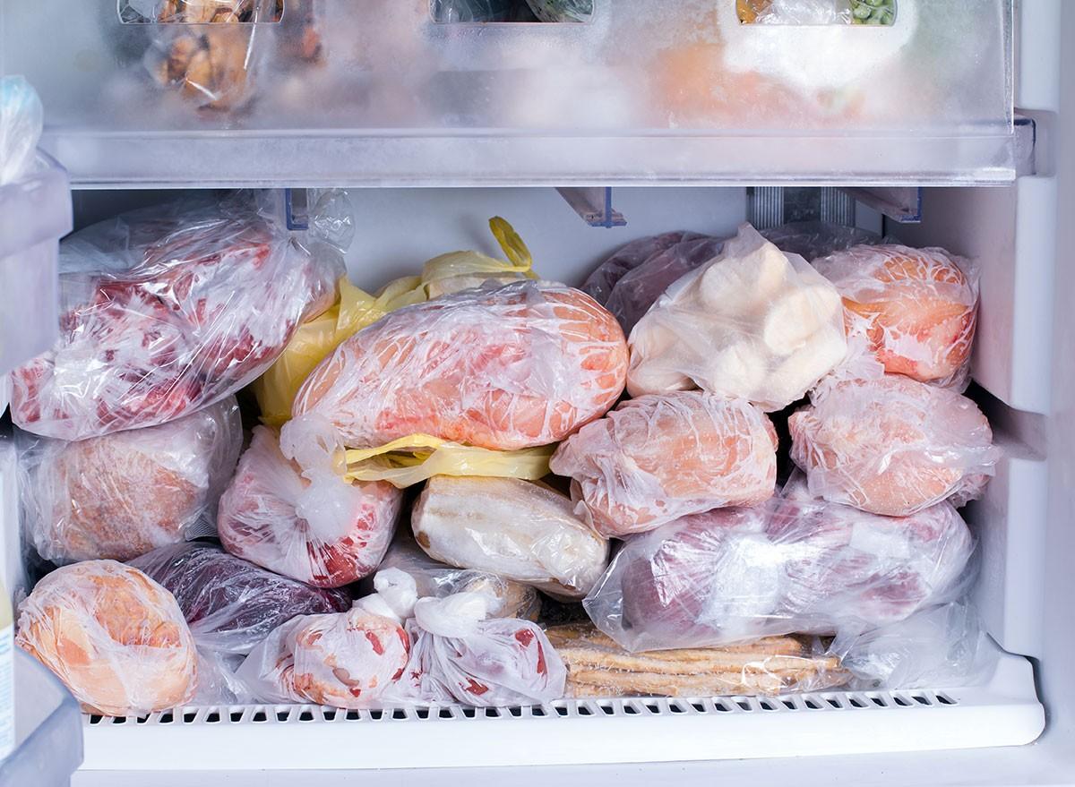 Derin dondurucuda etin ömrü ne kadardır?