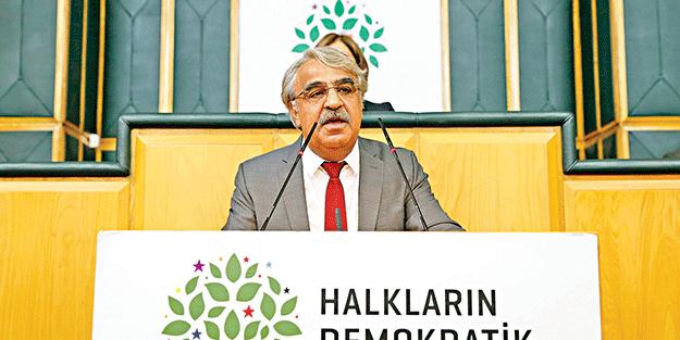 Dertleri halk değil PKK